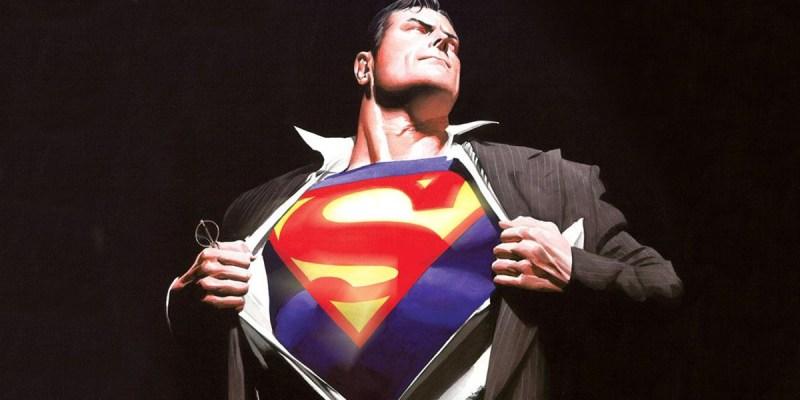 Superman : le superpouvoir de déboutonner sa chemise !