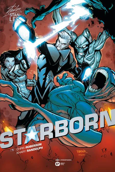 Starborn t1 chez EP éditions