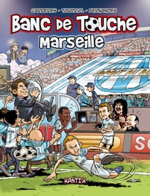 """BD Banc de Touche """"spéciale O.M."""""""
