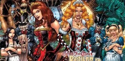 Personnages de contes de fées