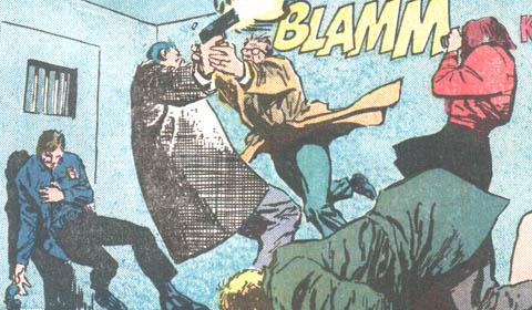 Frank Miller dessine Daredevil