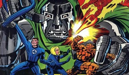 Les Fantastic Four par Jack Kirby