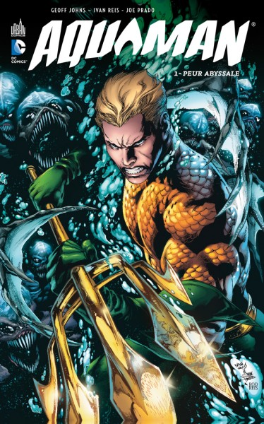 Aquaman chez Urban Comics