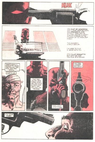 Frank Miller, le roi du storytelling BD/comics.