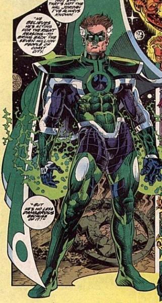 Hal Jordan est devenu méchant... au secours !