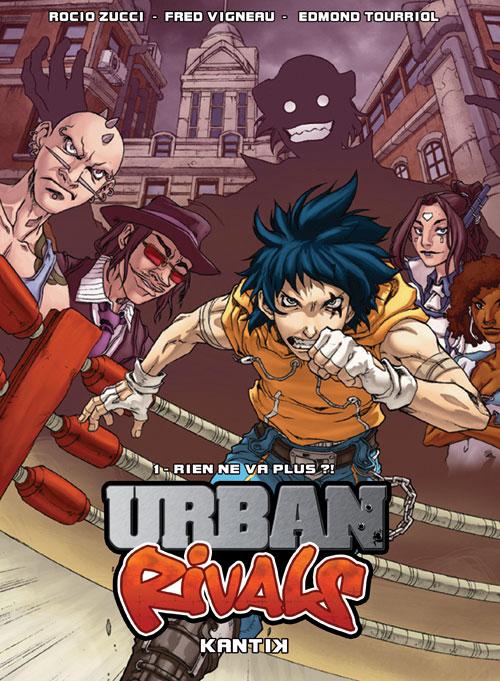 Lisez Urban Rivals !