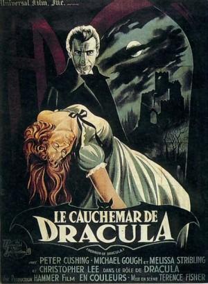 Christopher Lee, c'est Dracula en personne !