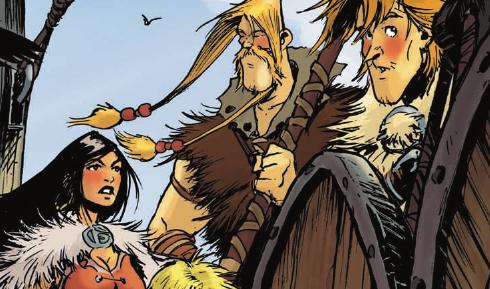 Aslak : saga viking métatextuelle