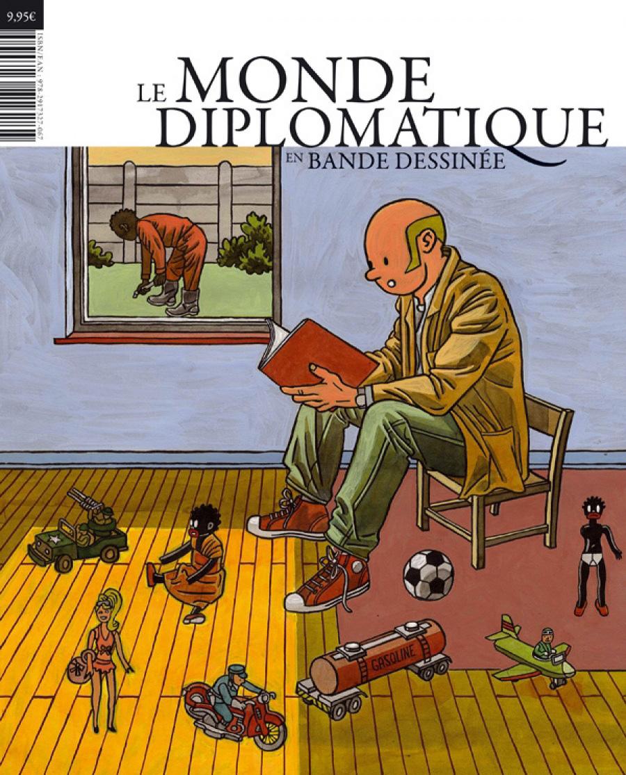 Le Diplo en BD