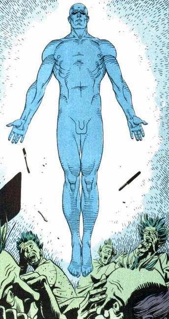 L'idée dans Watchmen, c'est le pouvoir ou c'est la structure de la narration ?