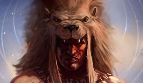 Les Dagues de Koush contre Hercule par Steve Moore et Chris Bolson