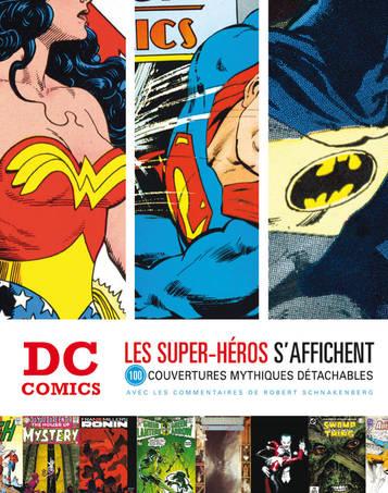 Les 75 ans de DC Comics en couvertures