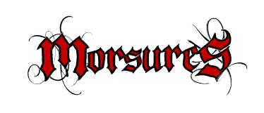 "Logo de la BD ""Morsures"""