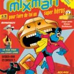 Mixman n°3 (Milan Presse) - décembre 2007