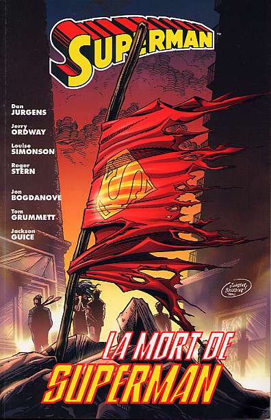 Comment devenir traducteur de comics comme La Mort de Superman ? En bossant comme un dingue, qu'est-ce que vous croyez ?