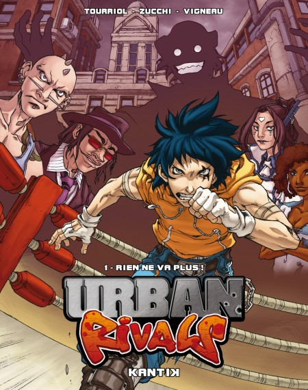 Urban Rivals : Rien ne va plus (Kantik)